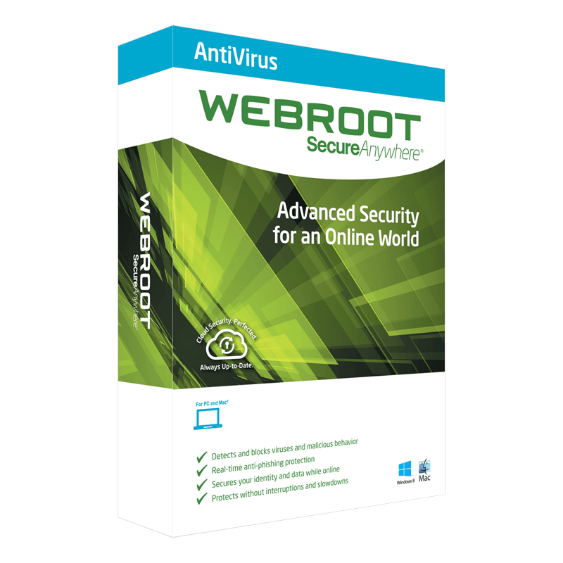 Webroot SecureAnywhere patch free download