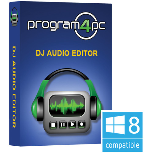 DJ Audio Editor with patch free download