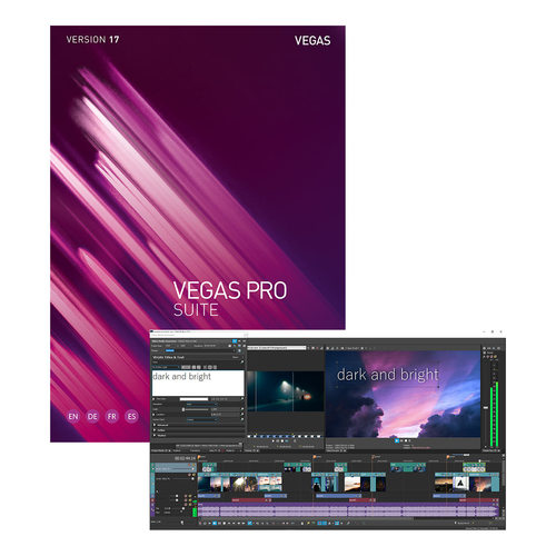 MAGIX Vegas Pro full version download