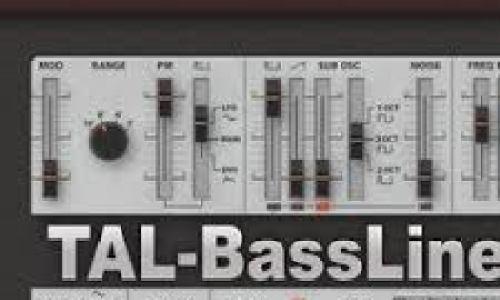 Togu Audio Line TAL-BassLine incl Keygen