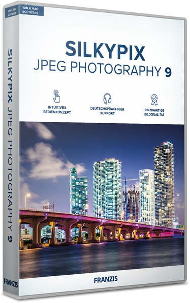 SILKYPIX JPEG Photography incl Patch download