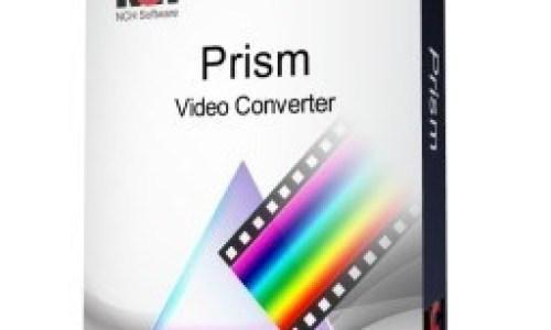 NCH Prism Plus 6.69 incl keygen