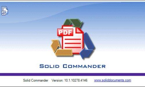 Solid Commande incl Keygen