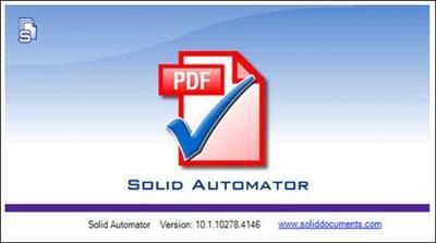 Solid Automator 10.1.11102.4312