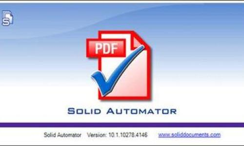 Solid Automator 10.1.11102.4312 incl keygen [CrackingPatching]