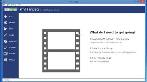 myFFmpeg 3.6.7 incl key [CrackingPatching]