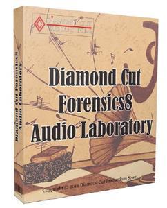 Diamond Cut Forensics10 Audio Laboratory 10.74