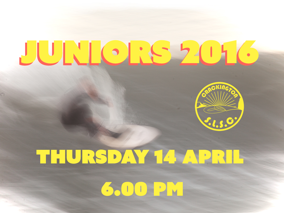 juniors crackington SLSC