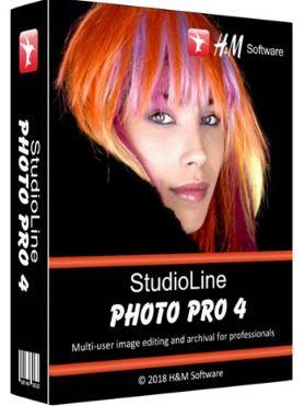 StudioLine Photo Pro 4.2.50 Free Download