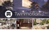 Udemy – TWINMOTION Real-time 3d architecture visualization. 2019-12