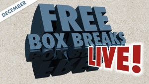 December Free Box Break
