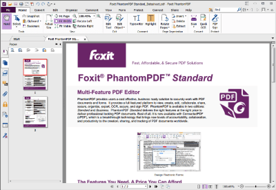 Foxit PhantomPDF 9.7.2 Crack With Activation Key Torrent [Win/Mac]