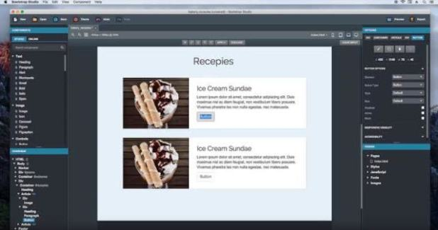 Bootstrap Studio Crack With License Key Free Download