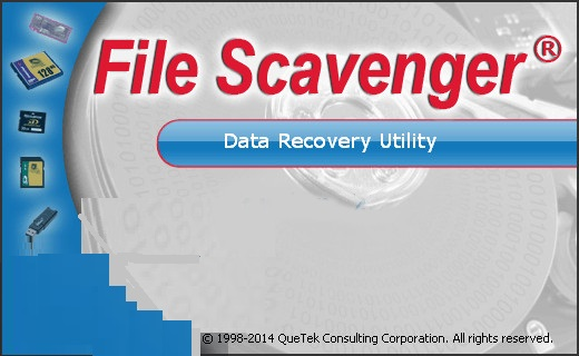 File Scavenger 6.1 Crack With License Key Free Download