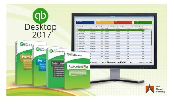Quickbooks 2017 Pro