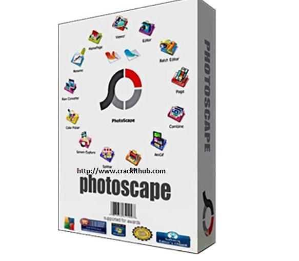 PhotoScape 3.7 Crack
