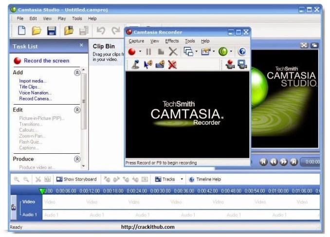 camtasia studio 9 full version with crack kickass