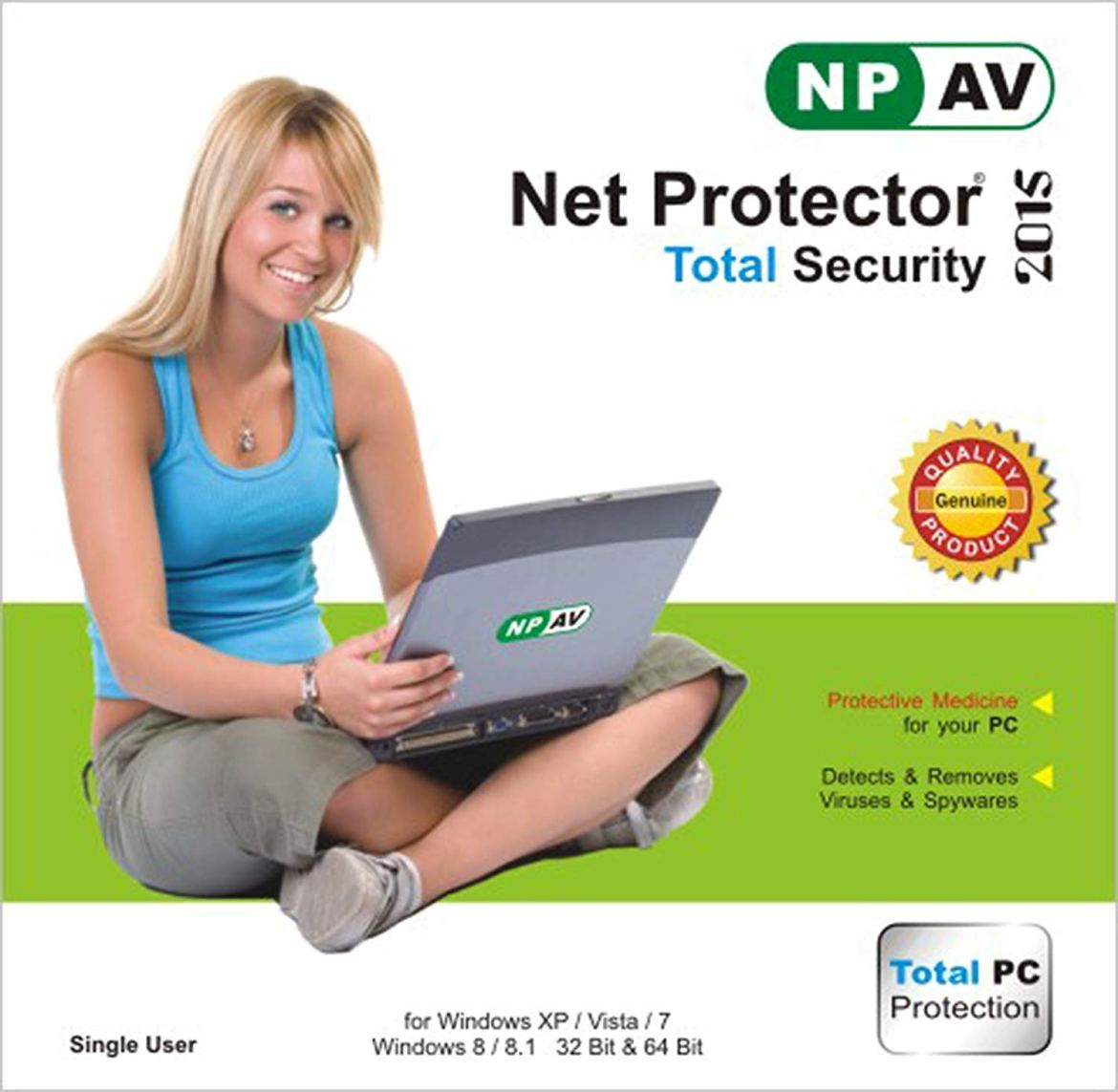 Net Protector Anti Virus 2018 Crack