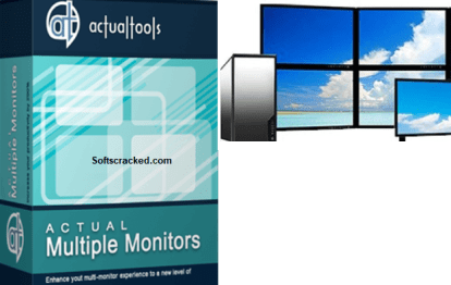 Actual Multiple Monitors 8.13.1 Crack
