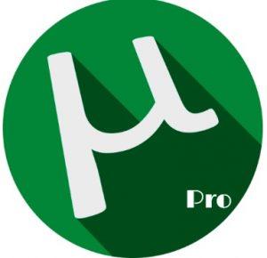 uTorrent Pro 3.5.5 Crack 2019