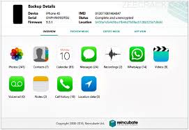 iPhone Backup Extractor 7.7.1.2135 Crack