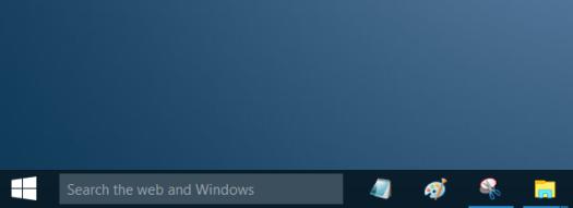 Windows-10-Taskbar