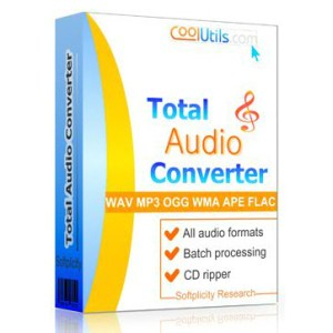 Total Audio Converter 5.3.0.163 Crack