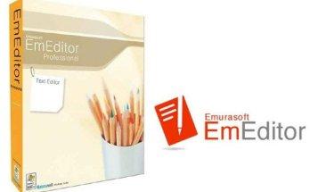 EmEditor Professional 18.0.5 Crack