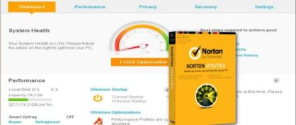 Symantec Norton Utilities 16.0.3.44 Crack
