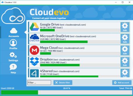 Cloudevo 3.3.1.18257 Crack