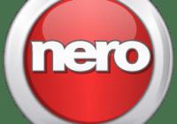 Nero Burning Rom 2019 20.0.00500 Crack