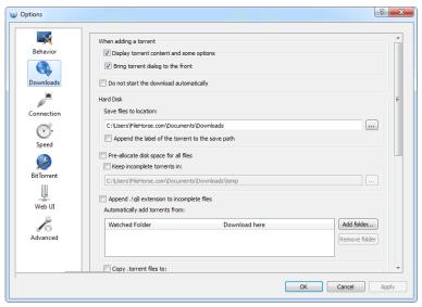 qBittorrent 4.1.3 Crack