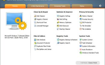 WinUtilities Professional Edition 15.44 Crack