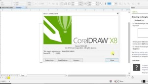 Corel Draw x8 Crack + Serial Number 2020 {32Bit-64Bit}