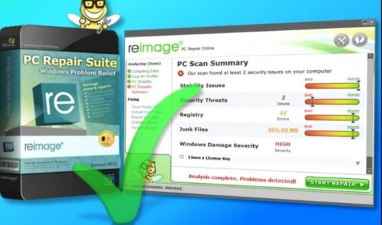 Reimage PC Repair 2020 Crack + License Key Torrent (Keygen)