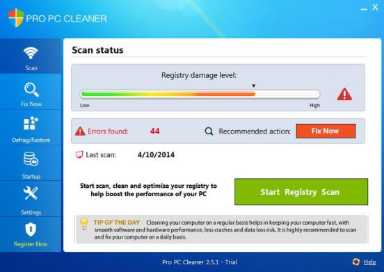 TweakBit PCCleaner License Key