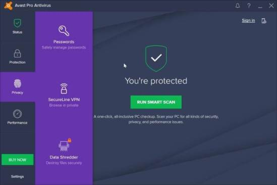 Avast Pro Antivirus License Key