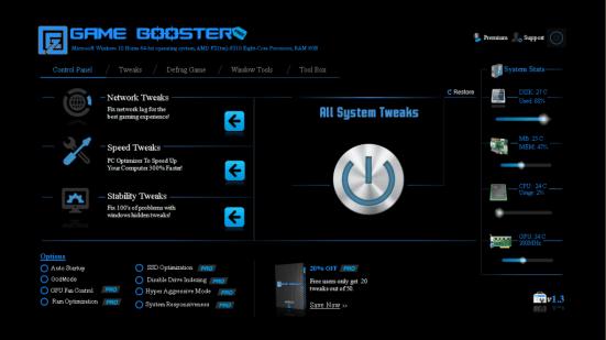 EZ Game Booster Pro Crack