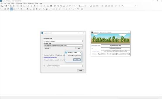 Master PDF Editor Crack - Cracklink.info