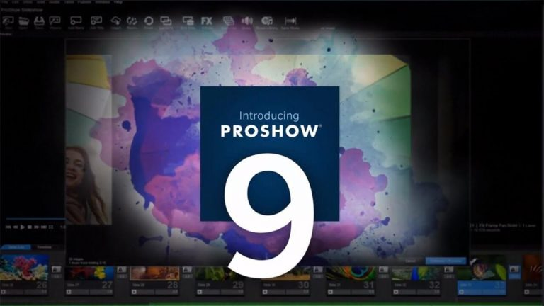 Proshow Gold Crack 9.0.3797 Registration Key 2021 Latest