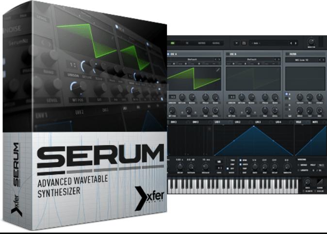 Xfer Serum VST 1.23 Crack Full Serial Number [Latest]!