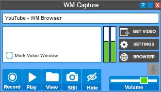 WM Capture 8.8.3 Crack & Keygen Full Free Download
