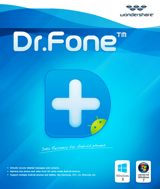 wondershare dr fone for android free download with serial