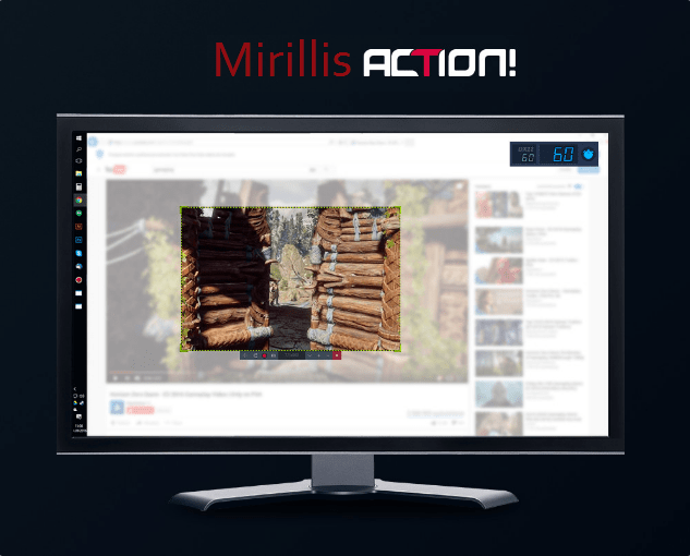 Mirillis Action 3.9.1 Crack + Serial Key [Win + Mac] Full