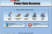 MiniTool Power Data Recovery 7.5 Crack (Serial key + Full)