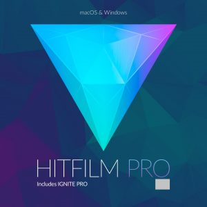 HitFilm Pro 2017 Crack & Serial Key Free Download