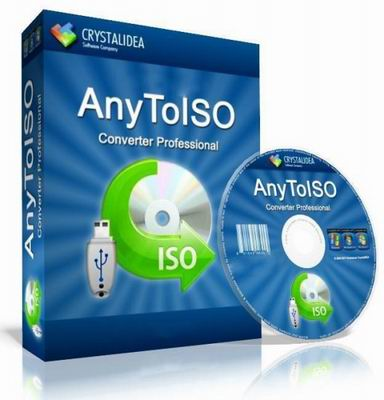 AnyToISO Professional 3.9.6 Crack With Serial Key [Latest]