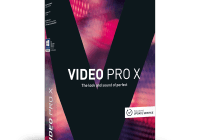 MAGIX Video PRO X9 Crack + Serial Number Full Version