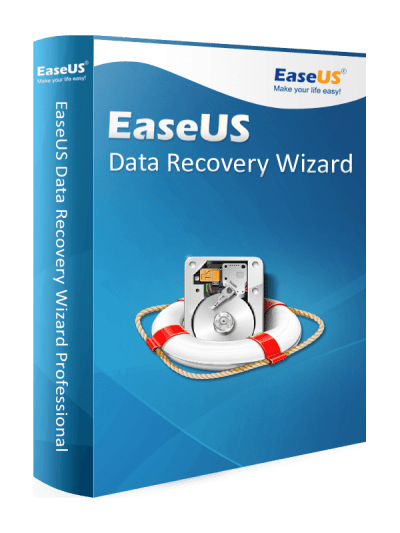 EaseUS Data Recovery Wizard 12 License Code + Crack 2018
