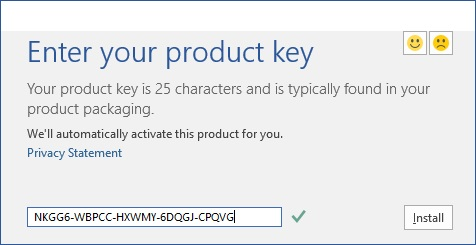 Microsoft Office 2016 Product Key Free For PC
